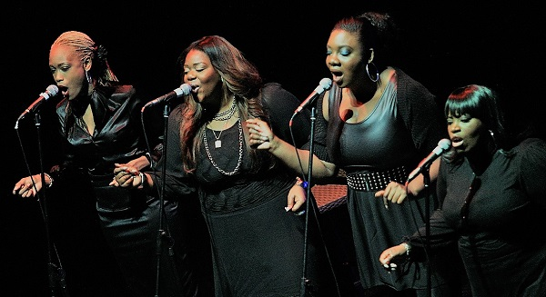 Foto OK LONDON COMMUNITY GOSPEL CHOIR np